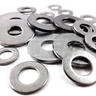 395 ASSORTED A2 STAINLESS M4 M5 M6 M8 M10 M12 FORM A FLAT WASHERS WASHER KIT