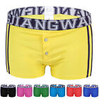 Slim New Trunks Underwear Men's Boxer Briefs Shorts Bulge Pouch Short Underpants