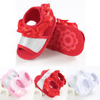 Baby Infant Kids Girl Soft Sole Crib Sandals Toddler Newborn Sneakers Shoes