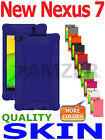 Amzer Silicone Skin Jelly Case Cover For ASUS Google New Nexus 7 2nd Gen 2013