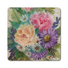 Bouquet 2 - Oversized Rubber Coasters Set of 4 or 6