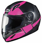HJC Youth Pink/Black Boost CL-Y Full Face Motorcycle Helmet DOT