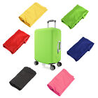 """Solid Elastic Luggage Suitcase Cover Protective 18""""- 28"""" Bag Dustproof Case"""