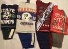FADED GLORY Boys Sport Athletic Outfit Pants Top Choice NWT 3T 4T or 12 Month