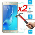 2Pcs HQ 9H Premium Tempered Glass Screen Protector Film For Samsung Galaxy Phone