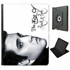 Elvis King Of Rock n Roll Personalised  Ipad Case All Models  Your Name printed