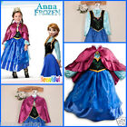 KID EASTER ANNA ELSA PRINCESS KIDS COSTUME SCHOOL PARTY DRESS SIZE 3 4 5 6 7 8T