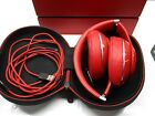 BEATS BY DR. DRE STUDIO 2.0 HEADPHONES B0500- RED