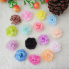 Mini Artificial Flowers Silk flower Head Use For Wedding Decoration DIY Gifts