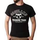 Scotshirts Men's Scotland Drinking Team T-Shirt
