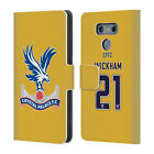 CRYSTAL PALACE FC 2016/17 PLAYERS AWAY KIT COVER A PORTAFOGLIO PER LG TELEFONI 1