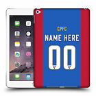 CUSTOM CUSTOMIZED PERSONALIZED CRYSTAL PALACE FC 2016/17 CASE FOR APPLE iPAD