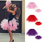 Mother And Daughter Matching Handmade Dress Tutu Skirt Yarn Set Clothes NEW