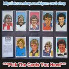 ☆ The Sun Soccercards 1978-79 (VG) (Card 601 to 700) *Please Choose Cards*