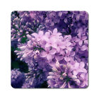 Lilacs - Oversized Rubber Coasters Set of 4 or 6