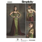 Simplicity Sewing Pattern 8363 | Misses' Fantasy Ranger Costume