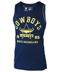 North Queensland Cowboys NRL 2017 Classic Singlet Adults Sizes S-5XL!