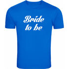 Custom Name on Ladies Shirt/Top Wedding Hen Night Party - Unisex Cut - Free Post