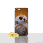 Star Wars Case/Cover Apple iPhone 4/4s/5/5s/SE/5c/6/6s/7/8/Plus/X/10 / Silicone