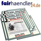 KARL MAY PAKET - 17 eBooks Bundle Bestseller Western Ölprinz Schut Silbersee Neu