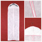 Long Bridal Gown Wedding Dresses Garment Breathable Dustproof Cover Storage Bag