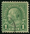 #594 VF USED WITH PF CERT -- EXT RARE -- CV $11,000++ WLM3089