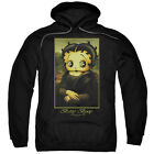 Betty Boop as Mona Lisa BOOPALISA Licensed Sweatshirt Hoodie $41.71 USD
