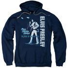 Elvis Presley ONE NIGHT ONLY Licensed Adult Sweatshirt Hoodie
