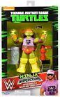 Teenage Mutant Ninja Turles/WWE: Michelangelo as Mach Man Randy Savage - NEW!