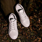 BSQT 686 Sneakers 5CM(1.96IN) Height Increase Shoes Elevator Taller White Shoes