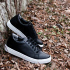 BSQT 686 Sneakers 5CM(1.96IN) Height Increase Shoes Elevator Taller Black Shoes