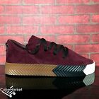 Adidas x Alexander Wang Skate Maroon Gum White BY8909 Size 8 - 13 LIMITED
