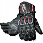 RST 2583 Tractech Evo CE Motorcycle Motorbike Leather Waterproof Gloves - Black