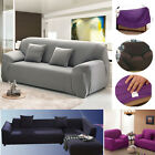 Easy Fit Stretch Sofa Slip Over Couch Settee Fit Cover Elastic Fabric Protectors