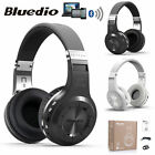 Bluedio Turbine H+ Plus Bluetooth Stereo Headset Wireless Headphone SD Card Slot