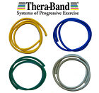 Theraband Thera Band Resistance Tubing Tube multiple colours choose your length