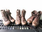 British Army Surplus ALTBERG Leather Brown Boots Work Hunting Hiking Military G2
