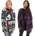 DISNEY THE NIGHTMARE BEFORE CHRISTMAS JACK FAIR ISLE FLYA...