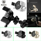 Baseus Air Vent Mechanical Mobile Phone GPS Holder Car Vent Mount Clip
