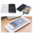New Qi Wireless Charging Pad + Cable for Samsung Galaxy S3/4/5 Note2 3 4 Phone