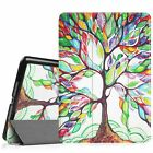 """For New Apple iPad 5th 9.7"""" 2017 Case Smart Shell Stand Cover + Screen Protector"""