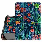 """For New Apple iPad 5th 9.7"""" 2017 Case Slim Shell Stand Cover + Screen Protector"""