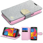 EXECUTIVE MYJACKET PREMIUM WALLET FLIP CASE WITH CARD HOLDER FOR SAMSUNG PHONES