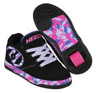 Heelys Propel 2.0 Shoes 2016 - Black / Lilac / Pink Confetti + Free DVD