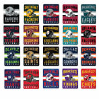 "New Style Football Pick Your Team Fleece Soft Throw Blanket 50"" x 60"""