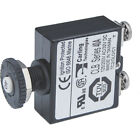 Blue Sea Push Button Reset Only Screw Terminal Circuit Breaker - 40 Amps [2137]