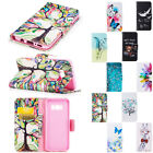 Fashion Card Wallet Leather Stand Shockproof Case For Samsung Galaxy Phone Cover