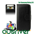 Clearance 2PCS W B Wallet  Flip Stand Leather Case Cover for Samsung Galaxy S4