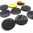 30mm SELF ADHESIVE RUBBER DISCS SLIP RESISTANT CHAIRS BEDS FURNITURE LAMINATE