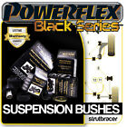 Suzuki Swift - Sport (2007 - 2010) ALL POWERFLEX BLACK SERIES MOTORSPORT BUSHES